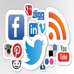 2350 social signals from Facebook, Twitter, Google Plus and Linkedln