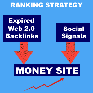 The Web 2.0 Ranking Strategy