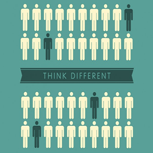 Think different. How can you add some new and unique to the SERPs