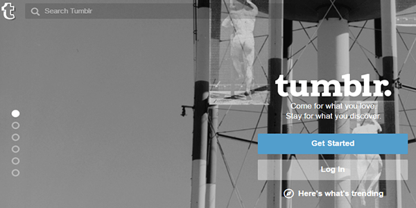 Go ahead and get your Tumblr backlinks with high page authority