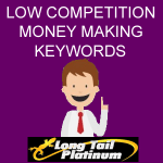 how to find low competition keywords with high traffic