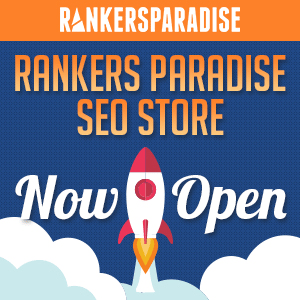 Rankers Paradise SEO Store