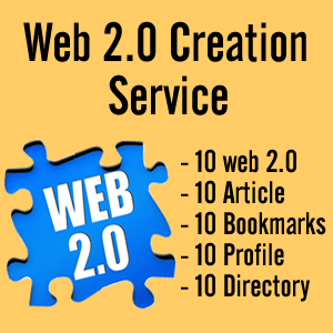 Web 2.0 Creation Service