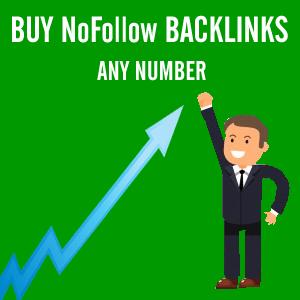 Buy NoFollow Backlinks
