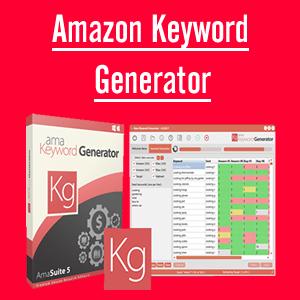 Amazon Keyword Generator