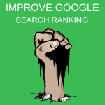 How to improve Google search ranking for free fast and easy