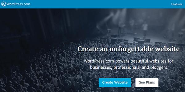 Create a WordPress Web 2.0 site and free backlink