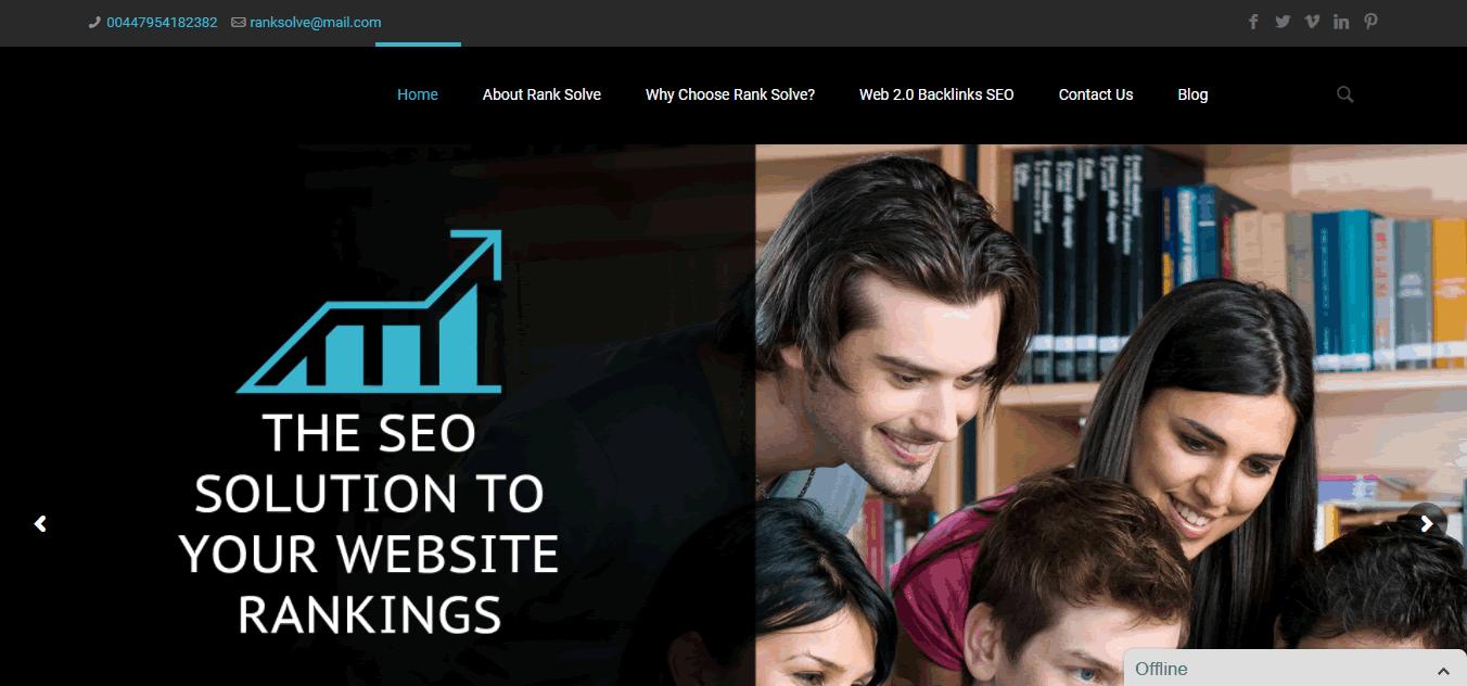 web 2.0 site