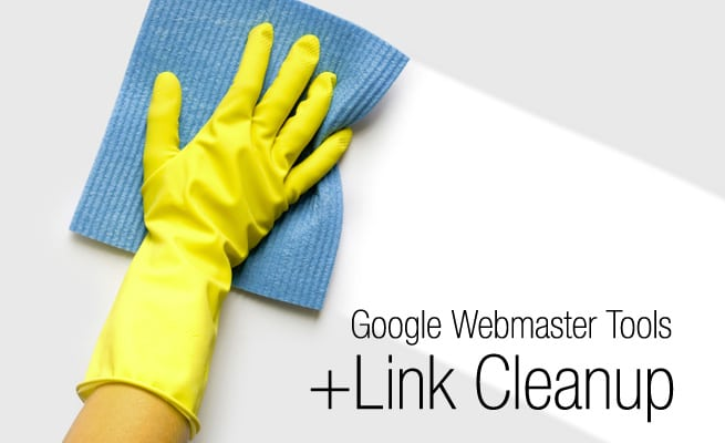 link clean up