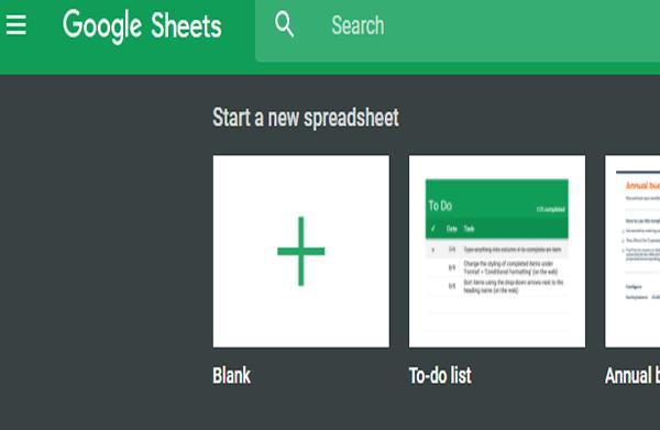 Free Google sheets backlinks