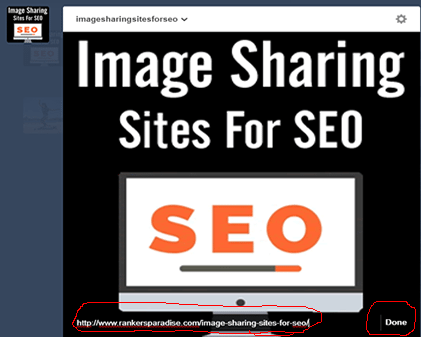 Add Link URL to Your Image