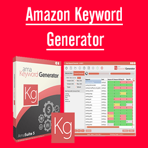 Amazon Keyword Generator