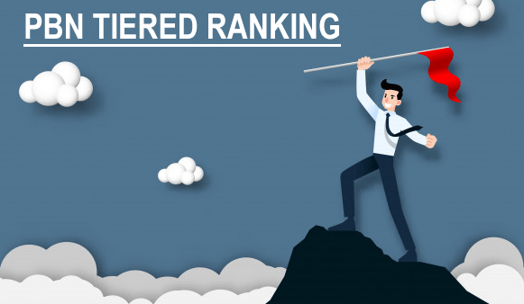 Buy PBN Tiered Ranking Backlinks