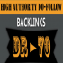 10 High Authority SEO Dofollow DR 60+ quality Backlinks