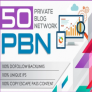 50 POWERFUL HIGH METRIC PBNS (MUST HAVE SERVICE)