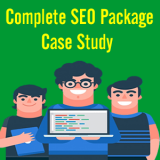 Complete SEO Package Case Study