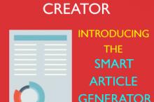 Content Creator – Smart Article Generator Review