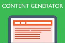 Free Blog Content Generator