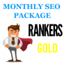 Rankers Gold Monthly SEO Package