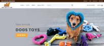 Pet Store WordPress Dropshipping Website Ready to make you $$$$$