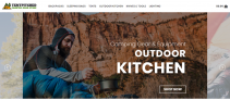 Camping Niche WordPress Dropshipping Website Ready to make you $$$$$